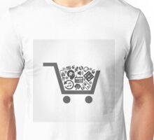 Music a cart Unisex T-Shirt