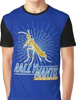 Rally Mantis Burst! Graphic T-Shirt