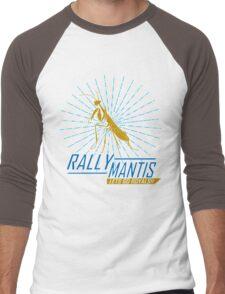Rally Mantis Burst! Men's Baseball ¾ T-Shirt