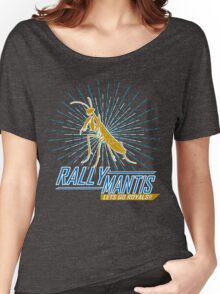 Rally Mantis Burst! Women's Relaxed Fit T-Shirt
