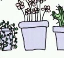 Plants are Friends (Vegan) Sticker