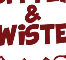 Bitter & Twisted Sticker