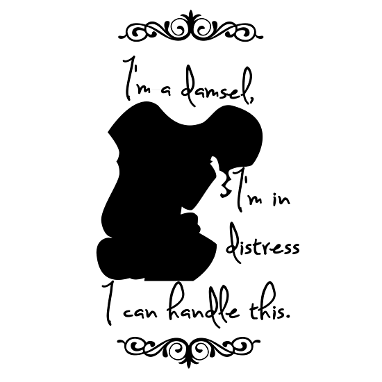 Disney Princesses: Megara (Hercules) *Black version* by anemophile