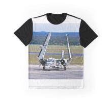 The Tracker - 816 Squadron Graphic T-Shirt