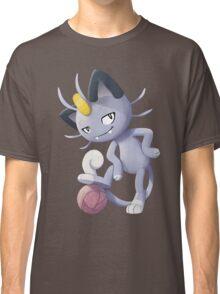 Alola Meowth Classic T-Shirt