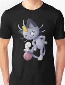Alola Meowth Unisex T-Shirt