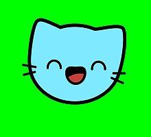 Kawaii Kitty Cats 2048 - tile 32 by tankdodger