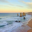 Port Campbell Sunrise by Harry Oldmeadow