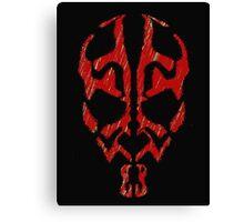 Sith Demon Canvas Print