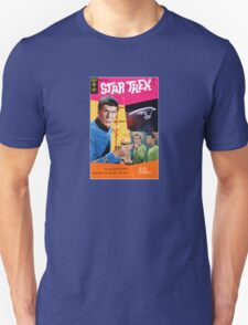 Gold Key Star Trek  Unisex T-Shirt