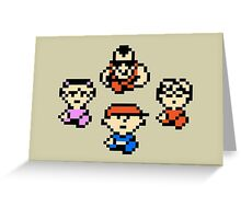 Mother Crew Greeting Card