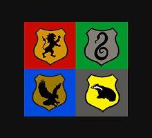 Harry Potter Houses Pop Art Unisex T-Shirt
