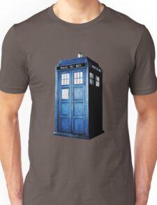 The Tardis Unisex T-Shirt