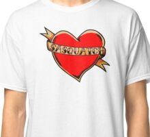 My Heart Belongs to Sasquatch Classic T-Shirt