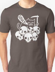 Cat Got Your Soul funny Unisex T-Shirt