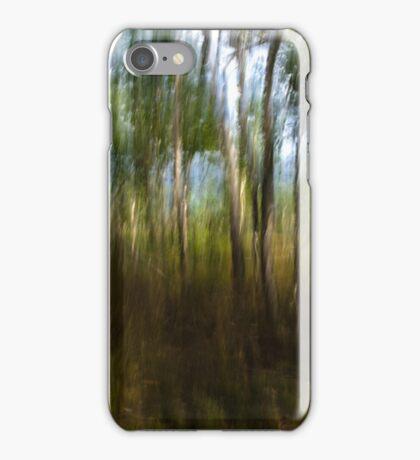 Gum trees iPhone Case/Skin