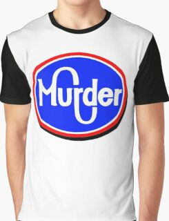 Kroger Murder Graphic T-Shirt