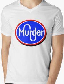 Kroger Murder Mens V-Neck T-Shirt