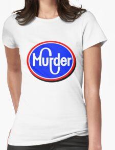Kroger Murder Womens Fitted T-Shirt