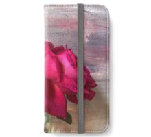 Life in full bloom iPhone Wallet/Case/Skin