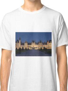 Fontainebleau castle Classic T-Shirt