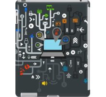 Music the computer iPad Case/Skin
