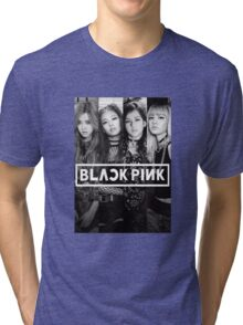 blackpink 2 Tri-blend T-Shirt