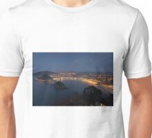 View of San Sebastian Unisex T-Shirt