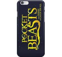 Pocket Beasts iPhone Case/Skin