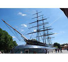Cutty Sark at Greenwich London Photographic Print