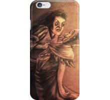 THEY ARE IN THE WALLS iPhone Case/Skin