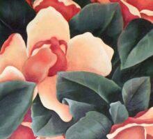 Pink Magnolia - Magnolia Rosa - Magnolia Rose (Original) Sticker
