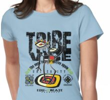 UNIVERSITY TRIBE VIBE Womens Fitted T-Shirt