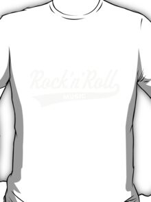 Rock 'n' Roll – Music (White) T-Shirt