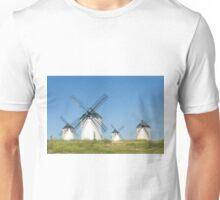 Windmills at Campo de Criptana Unisex T-Shirt