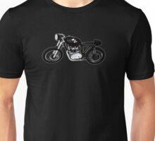 Café Snake Eyes Black racer 1 Unisex T-Shirt