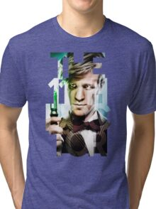 The 11th Doctor Tri-blend T-Shirt
