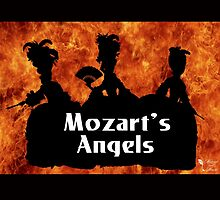 "Mozart and Marie ""Mozart's Angels"" by MozartandMarie"