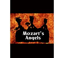 "Mozart and Marie ""Mozart's Angels"" Photographic Print"