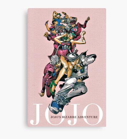 JoJo's Bizarre Adventure - JOJOS Canvas Print