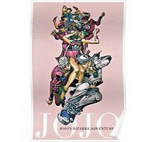 JoJo's Bizarre Adventure - JOJOS Poster