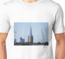 Chocolate Shard view from Greenwich Unisex T-Shirt