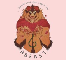 Who Can Ever Learn to Love a Beast Kids Clothes