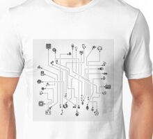 Music the scheme Unisex T-Shirt