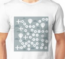 Music the sky Unisex T-Shirt