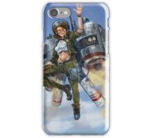 Jetpack Babe iPhone Case/Skin