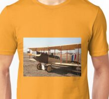 Curtiss Jenny Biplane Aircraft Unisex T-Shirt