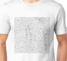 Musical background2 Unisex T-Shirt