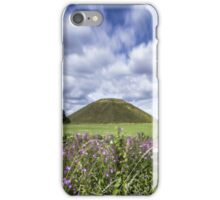 Silbury Hill Summer iPhone Case/Skin