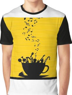 Musical cup2 Graphic T-Shirt